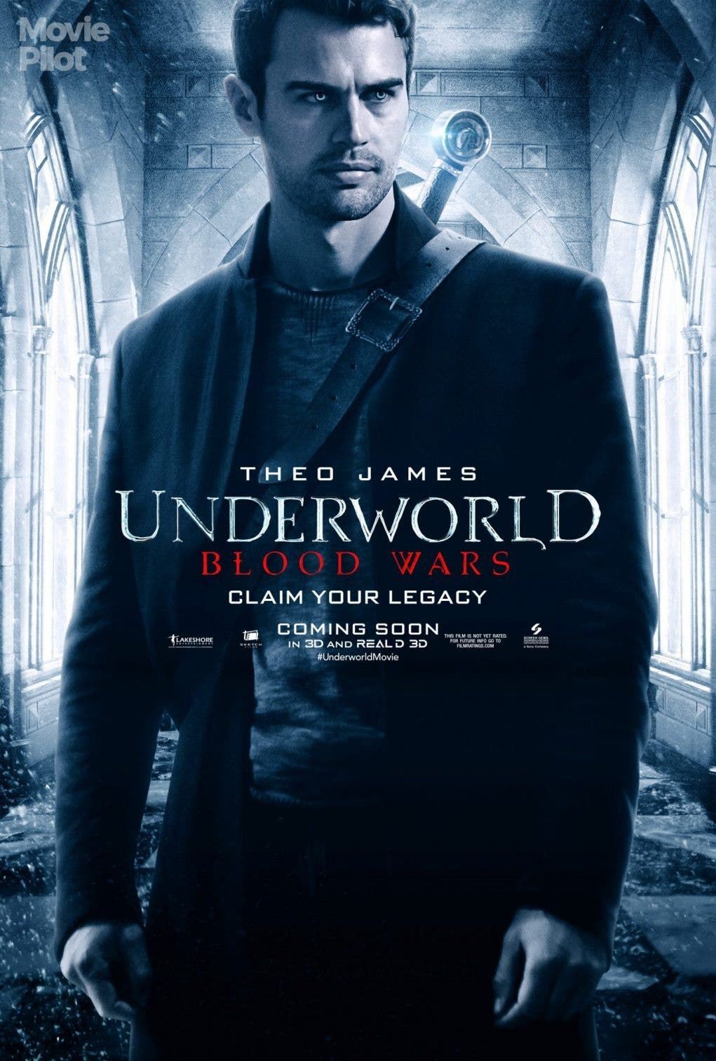 Underworld: Guerras de Sangre Theo James