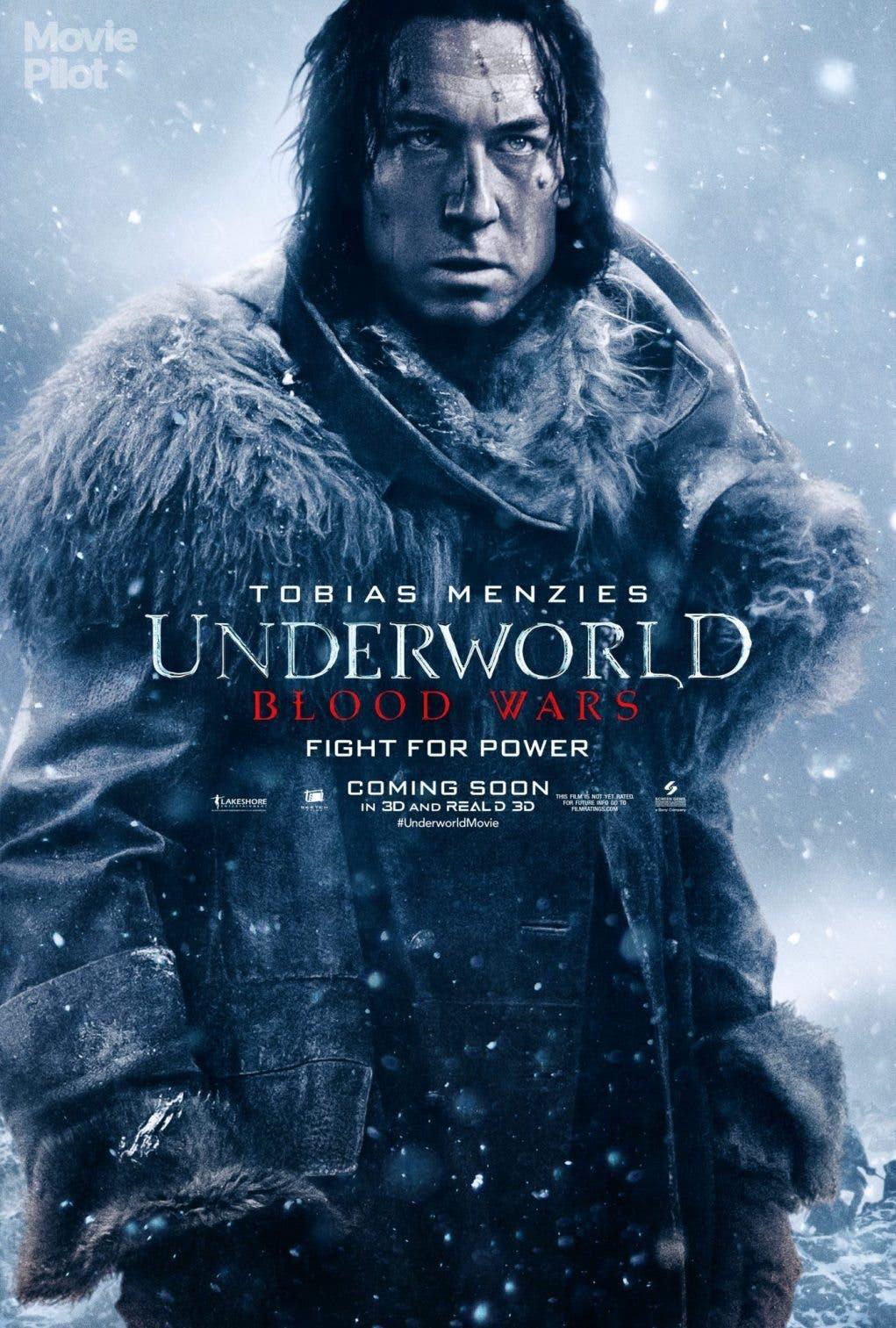 Underworld: Guerras de Sangre Tobias Menzies