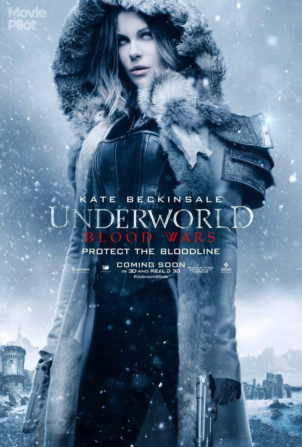 Underworld: Guerras de Sangre Kate Bekinsale