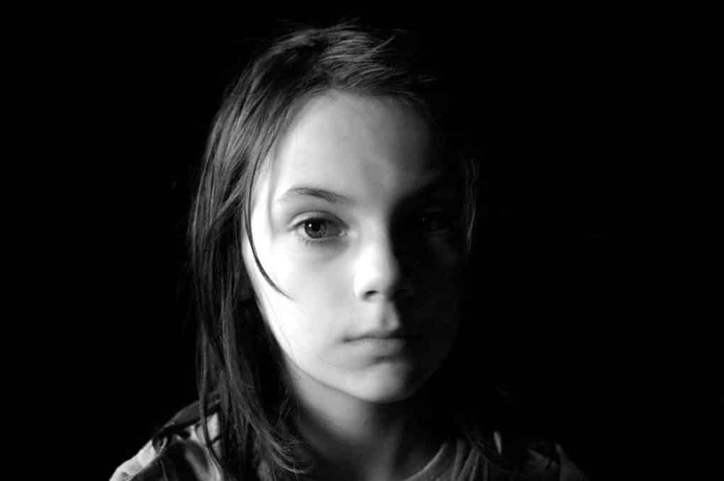Dafne Keen como la joven Laura / X23