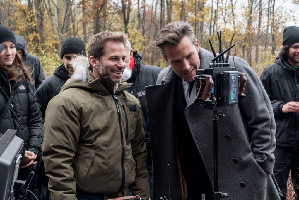 Zack Snyder - Ben Affleck - polémica (1)