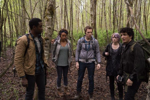 Fotograma de 'Blair Witch', de Adam Wingard