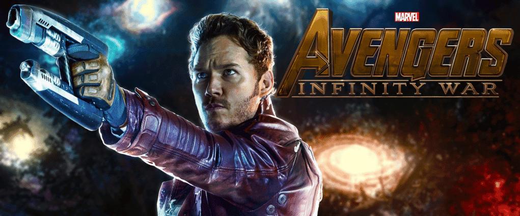 Infinity War Chris Pratt
