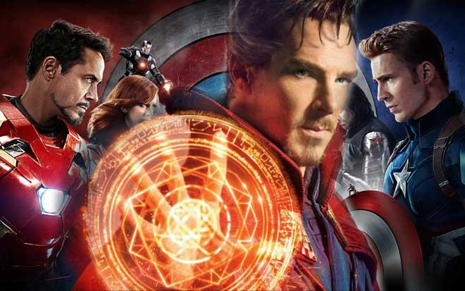Polémica con Doctor Strange y el rodaje de 'Vengadores: Infinity War'