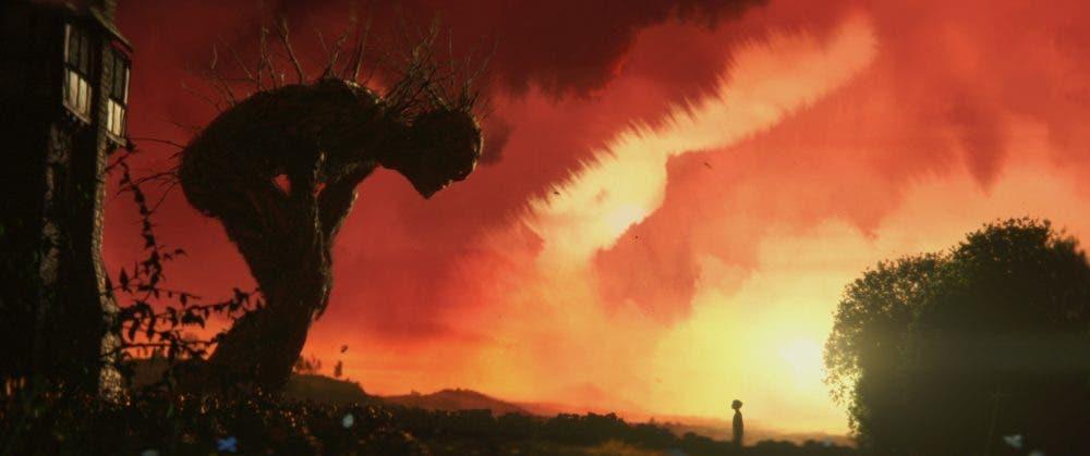 Fotograma de 'Un monstruo viene a verme' (Universal Pictures)
