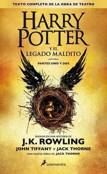 Reseña de Harry Potter y el legado maldito