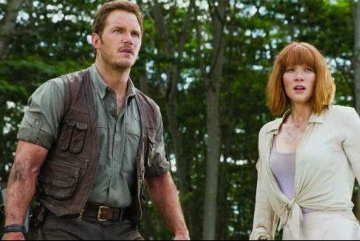 secuela de Jurassic World 2
