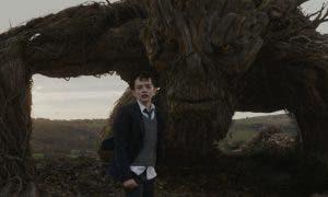 Fotograma de 'Un monstruo viene a verme' (Universal)