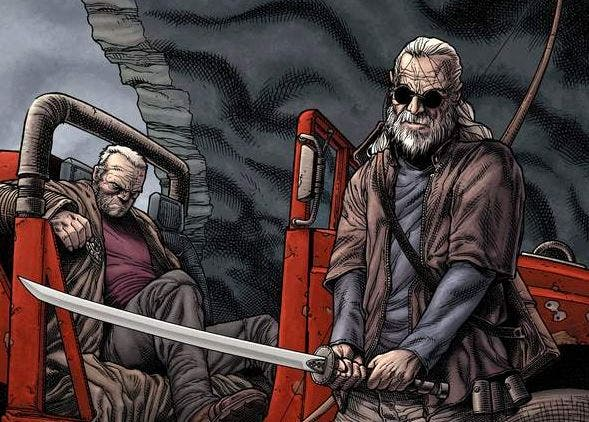 El viejo Logan (Old man Logan)