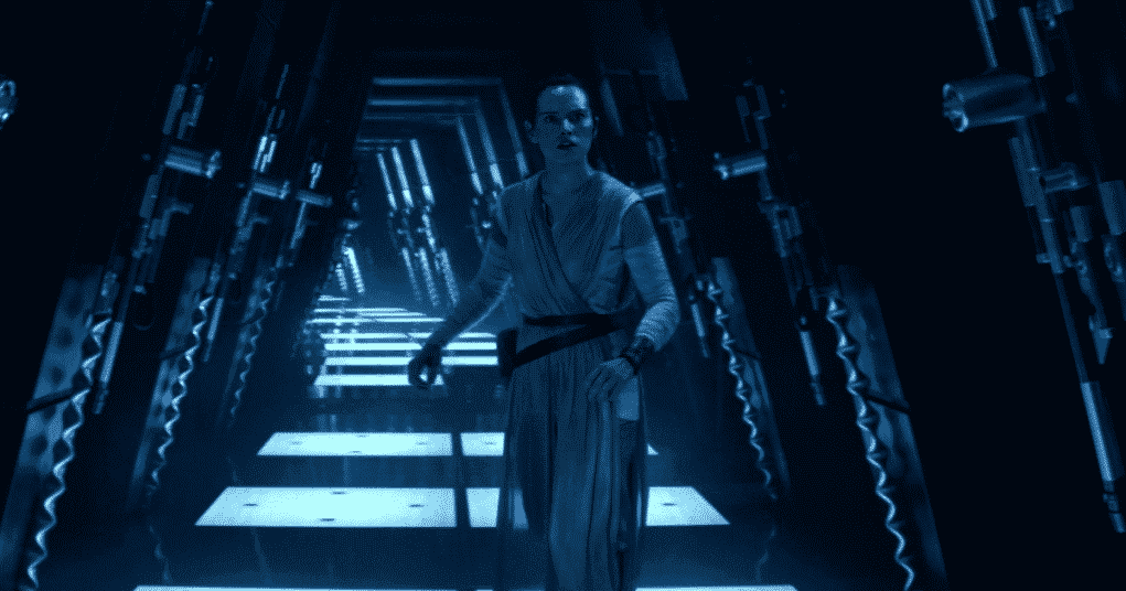 Rey en Star Wars: El despertar de la fuerza