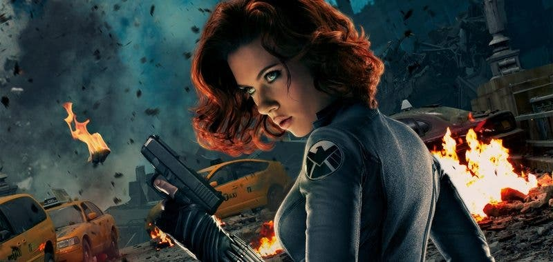 Scarlett Johansson Viuda Negra más guapas de Hollywood