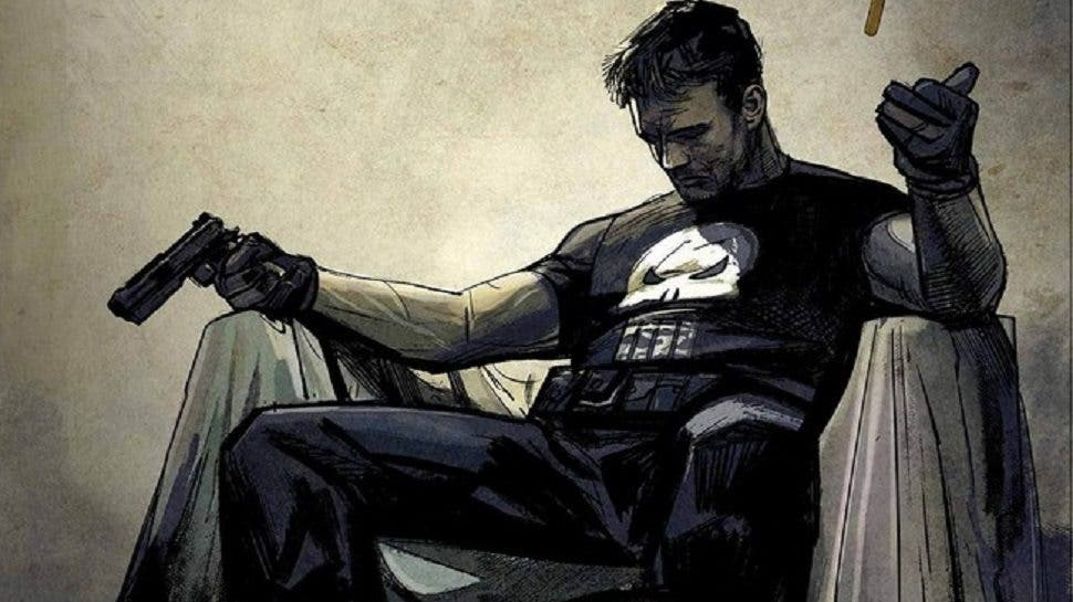 nuevas imágenes del rodaje de 'The Punisher' en Netflix