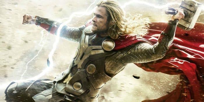 Blu-ray de 'Doctor Strange' con Thor