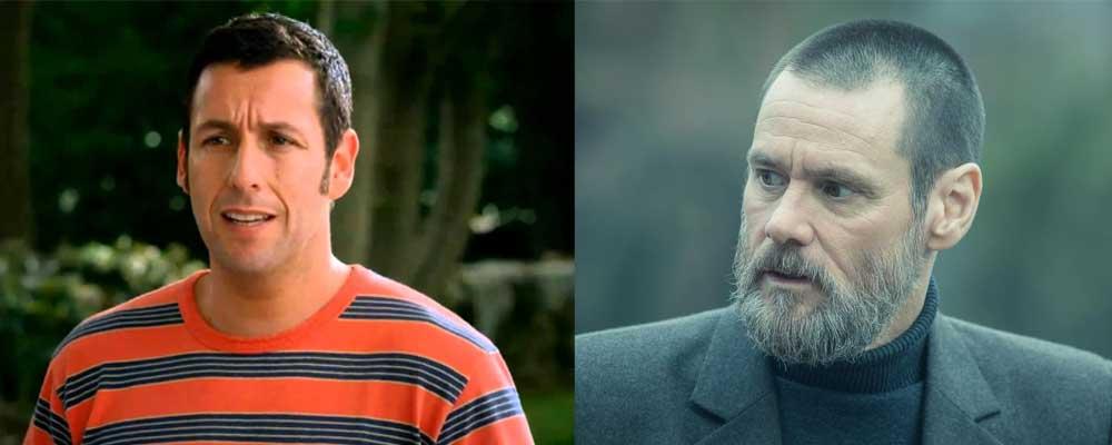 Adam Sandler - Jim Carrey Guardianes de la Galaxia