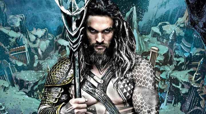 Primer vídeo en el rodaje de 'Aquaman'