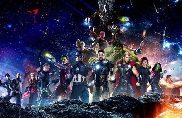 Marvel avengers infinity war los vengadores 3