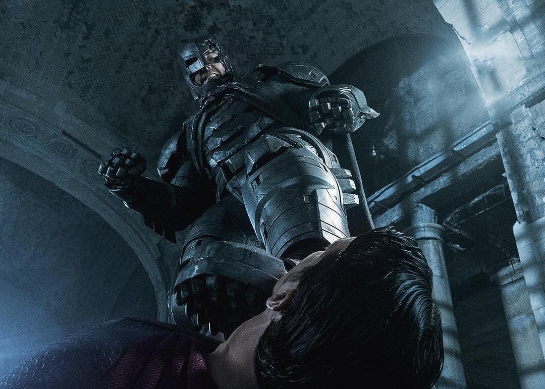 Batman v Superman (DC Extended Universe)