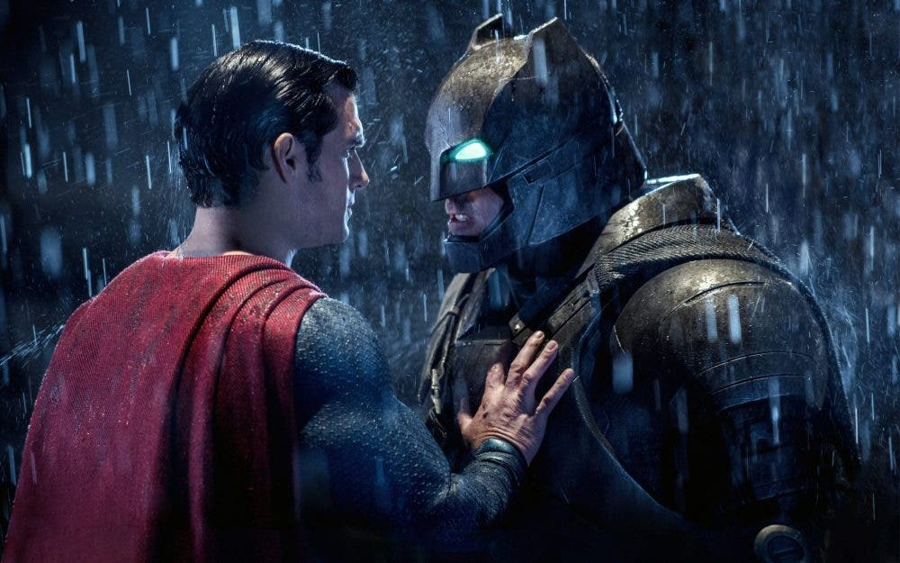 'Batman v Superma' en la Comic-Con