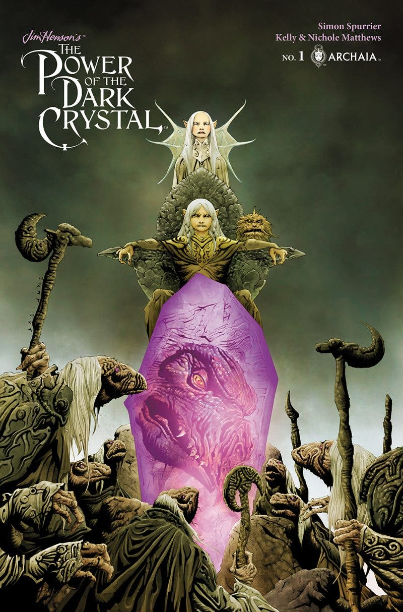 Primer teaser trailer de 'The Dark Crystal: Age of Resistance'