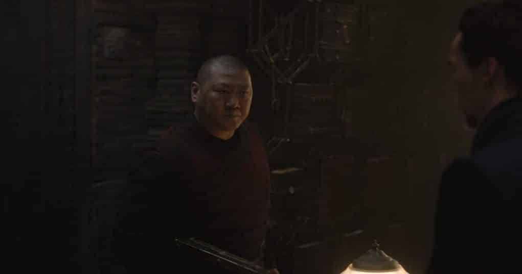Doctor Extraño - polémica - Wong