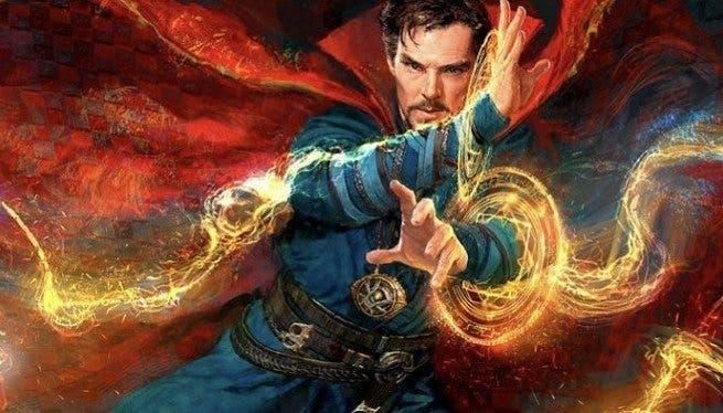 'Doctor Strange' es un éxito en Japón