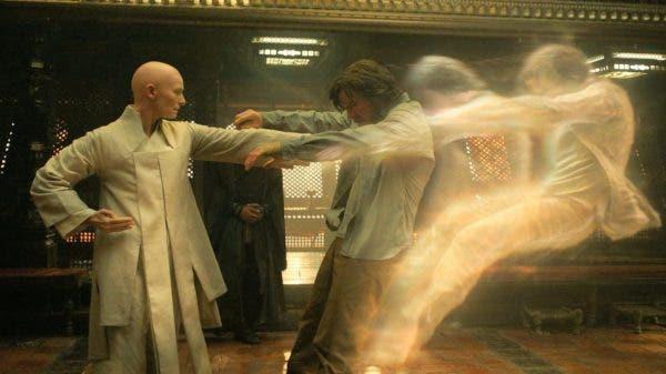 Anciano en Vengadores: Infinity War (2018)