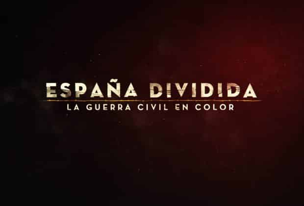 España dividida La guerra civil en color