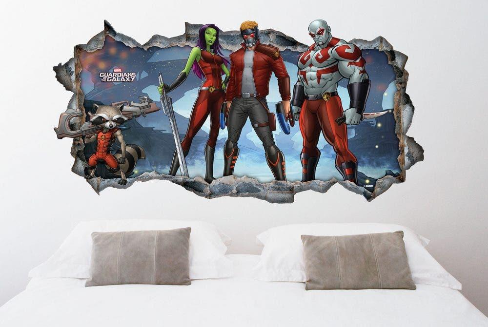 Vacro.es presenta su serie de vinilos de Marvel Guardianes de la Galaxia