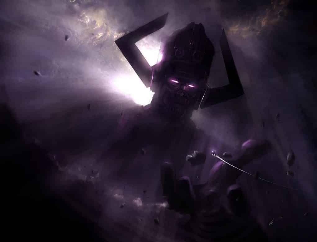 Vengadores 4 Thanos Galactus