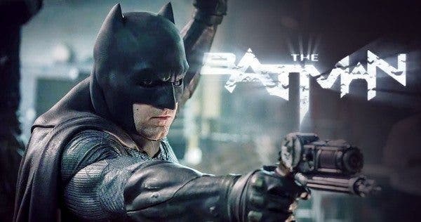 'The Batman': Matt Reeves no utilizará nada del guion que hizo Ben Affleck