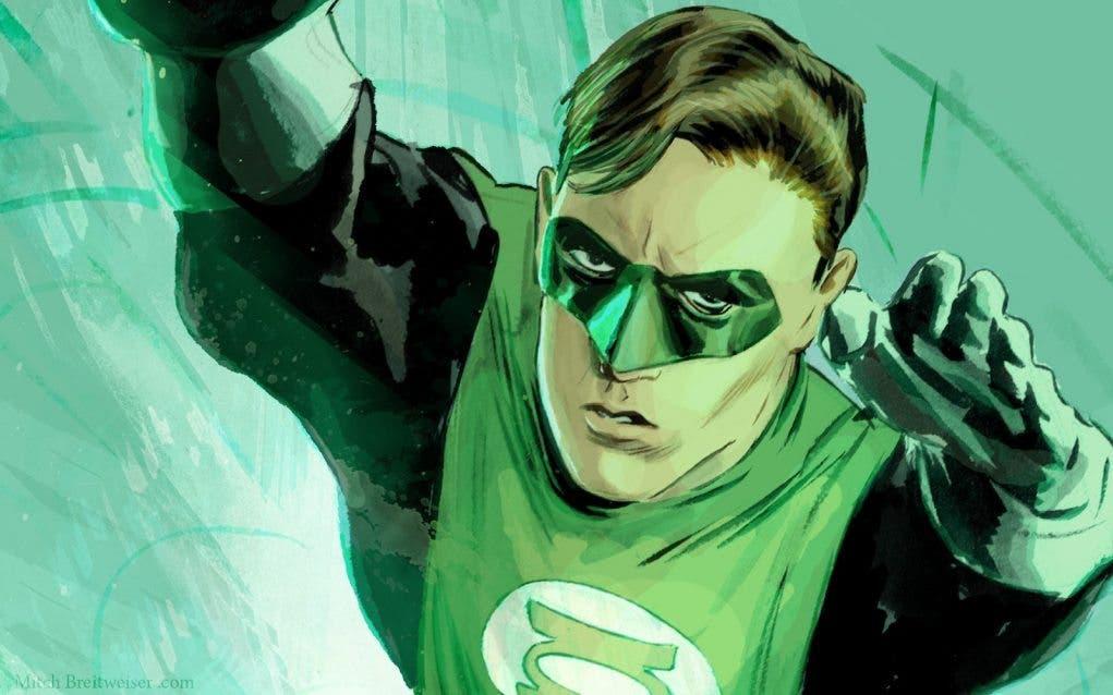 Hal Jordan como Green Lantern | Comic Con 2018