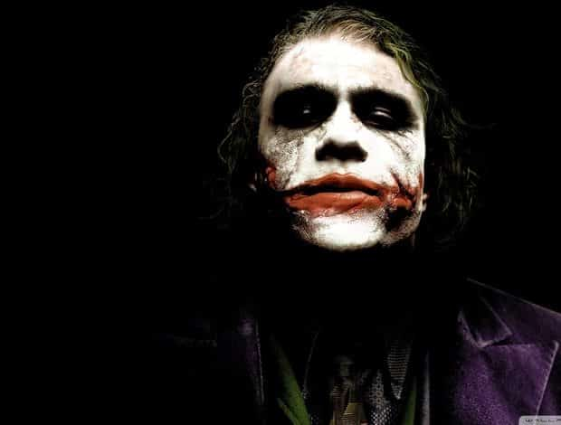 Resultado de imagen para heath ledger joker