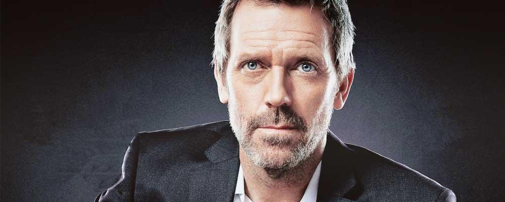 Hugh Laurie Guardianes de la Galaxia