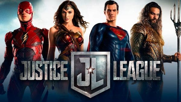 Flash Ezra Miller La Liga de la Justicia