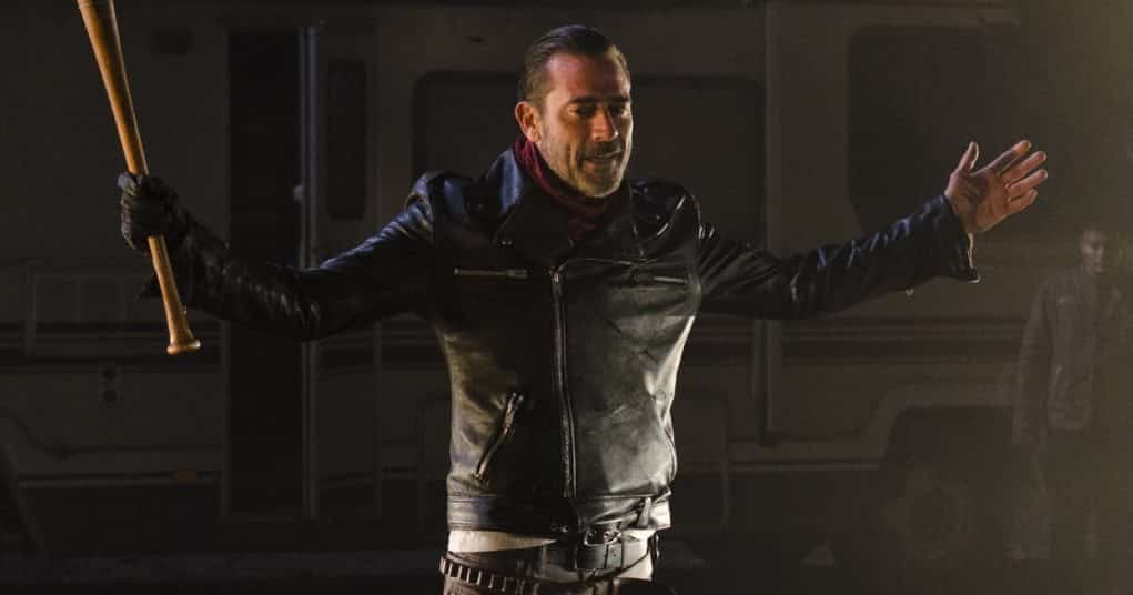 negan the walking dead mejor villano