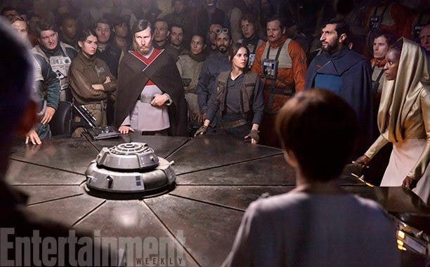 Rogue One imagenes STAR WARS