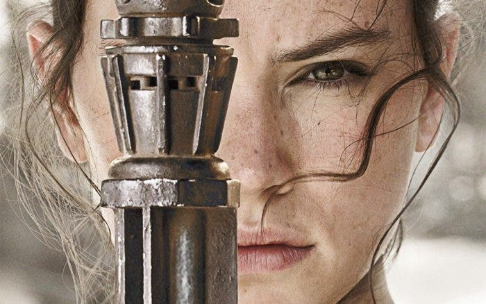 Daisy Ridley star wars rogue one origen rey