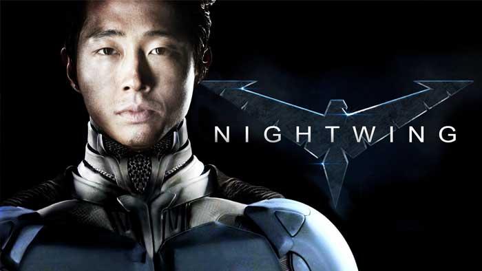 Steven Yeun nightwing The Batman