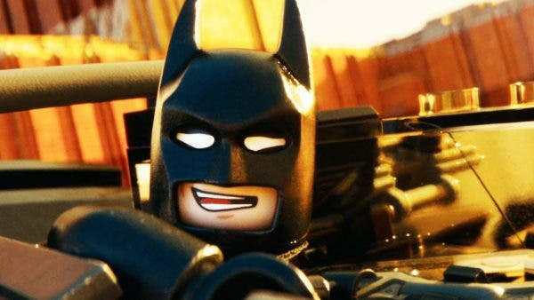 spots 'The LEGO Batman Movie' (2017)