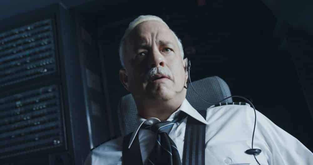 Tom Hanks en Sully