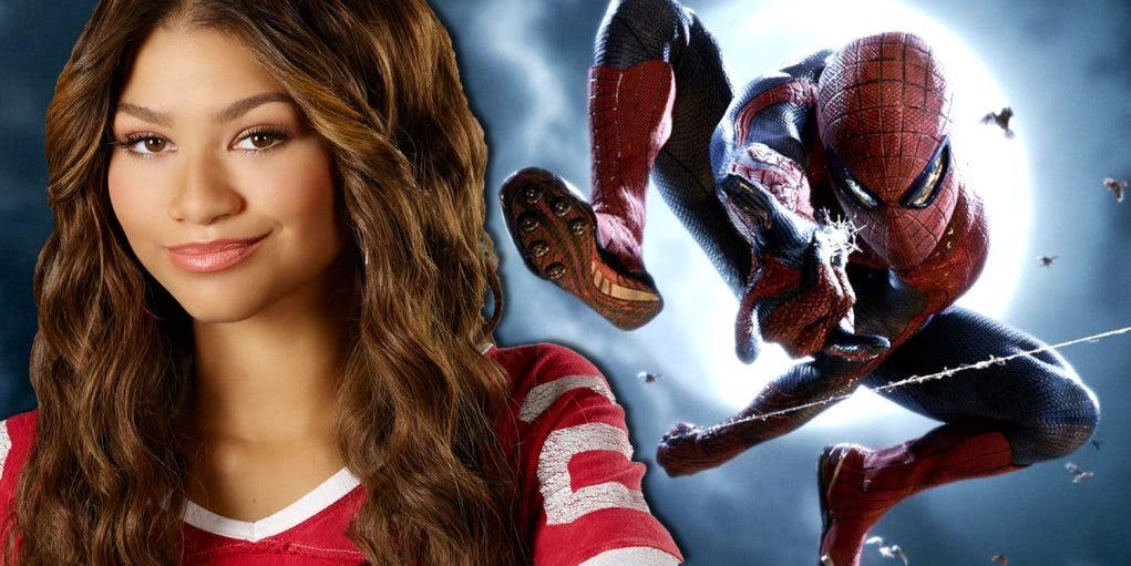 Zendaya en Spider-Man: Homecoming