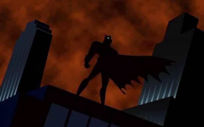 Batman serie de los 90