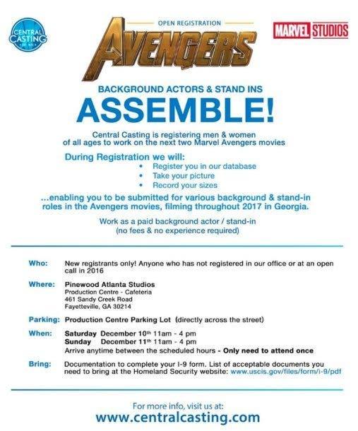 casting-avengers-infinity-war-vengadores