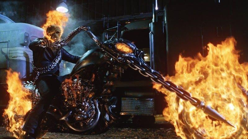 Pactos con el diablo ghost rider