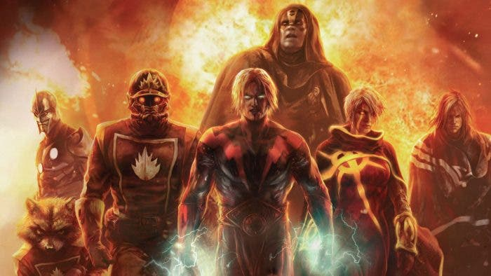 No veremos a Adam Warlock hasta 'Guardianes de la Galaxia 3'