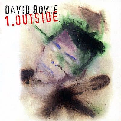 Outside David Bowie
