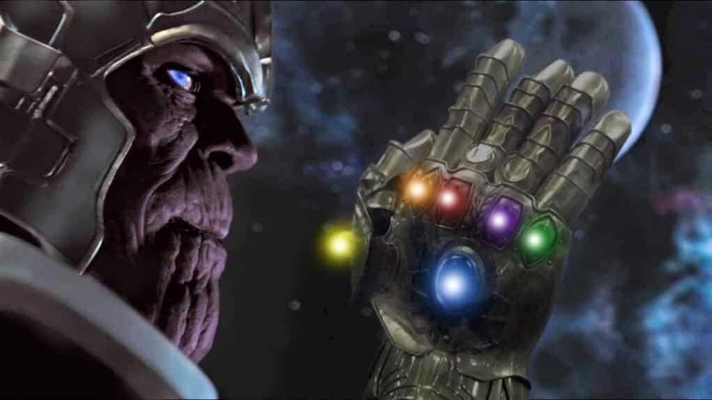 Avengers Infinity War misterioso video
