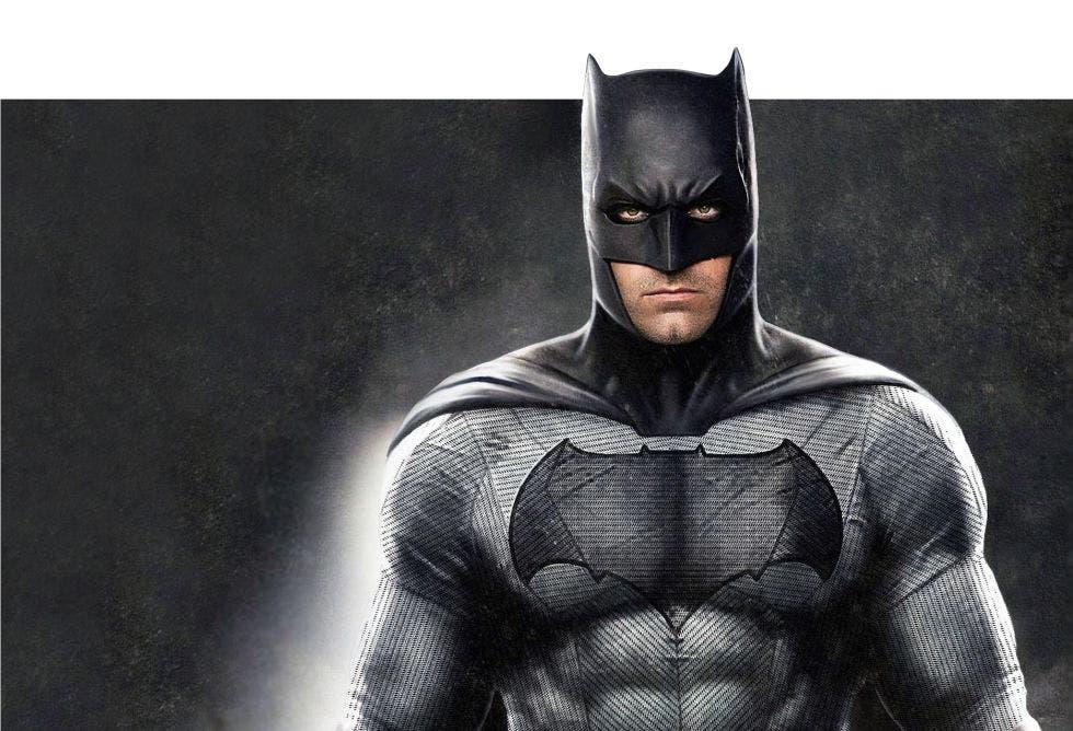 Batman Ben Affleck lo mejor 2016