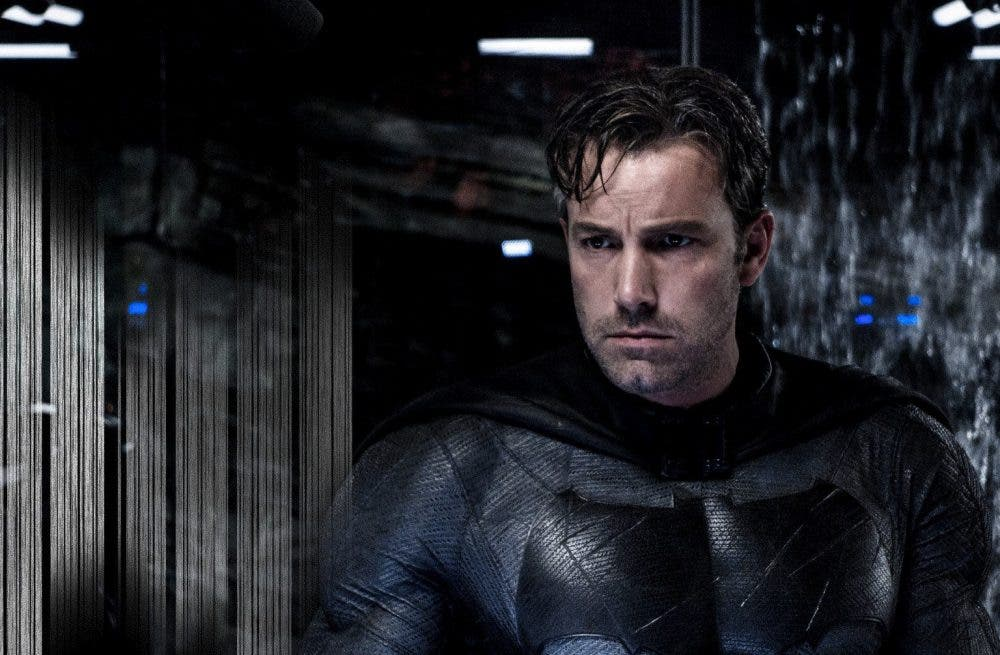 Batman Ben Affleck mediocre
