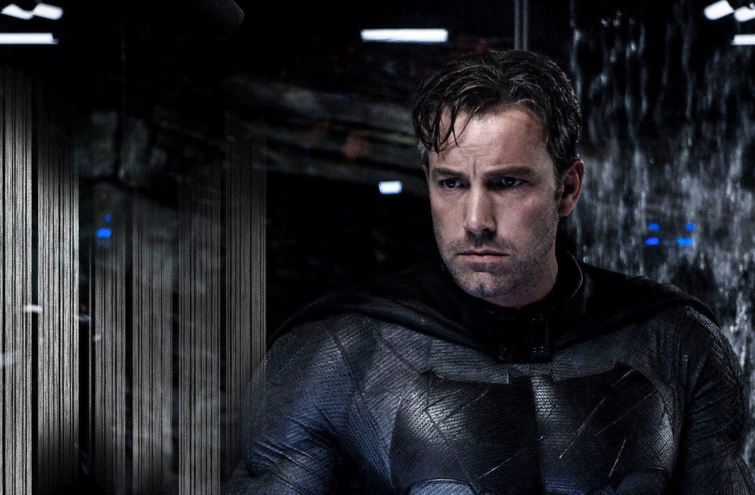 Batman Ben Affleck mediocre